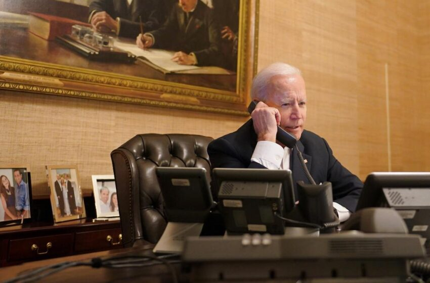 President Biden formally breaks off ties with Corn Pop after heated phone call